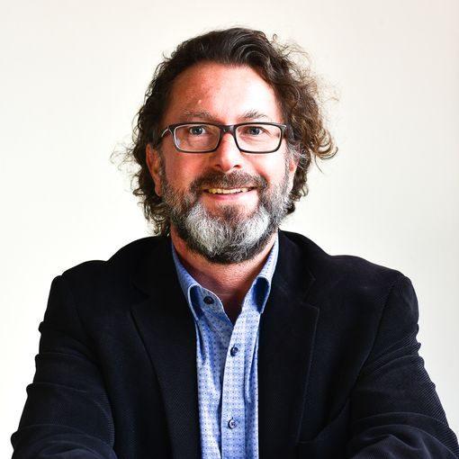 Poträt von Prof. Dieter Meiller