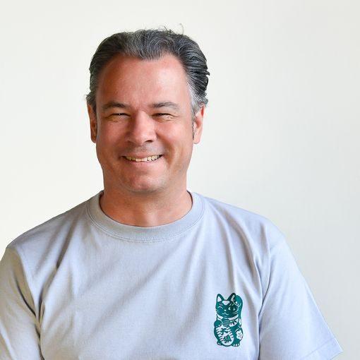 Porträt von Prof. Karlheinz Müller
