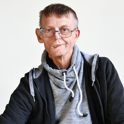 Portät von Werner Staudte