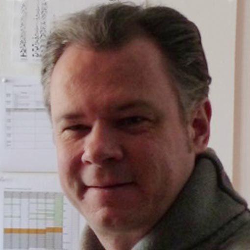 Bild von Professor Karlheinz Müller