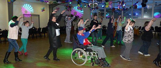 Bild zur zweiten inklusiven Tanz·party