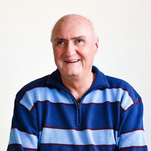 Porträt von Peter Weiß