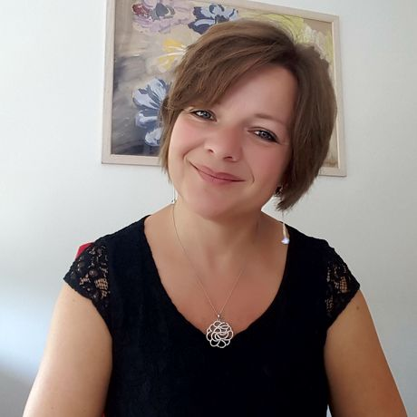 Porträtfoto von Tanja Kellner