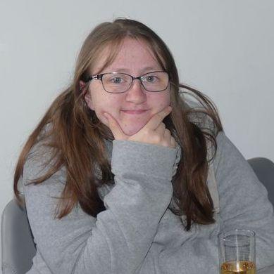 Porträt von Anita