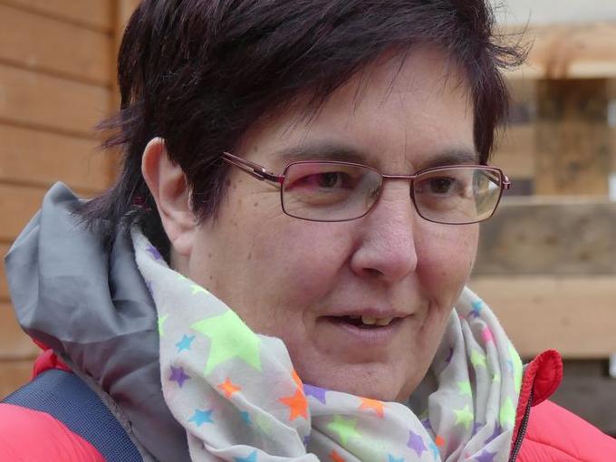 Porträt von Karin Troglauer
